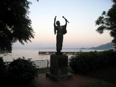 小浜温泉 像