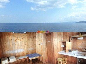 天空湯房清海荘 貸切風呂