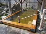 露天・木風呂