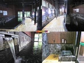 桧風呂なし大浴場