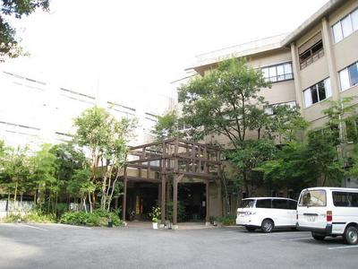 宝泉寺観光ホテル湯本屋 外観