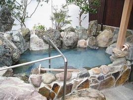 貸切露天風呂 千両の湯
