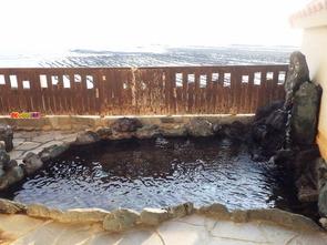 貸切露天風呂『海幸の湯』