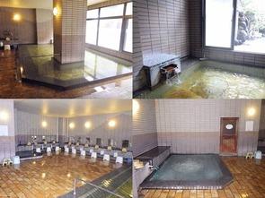 一階男性大浴場『夢千両』内湯
