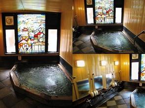 内湯『ギヤマン風呂』