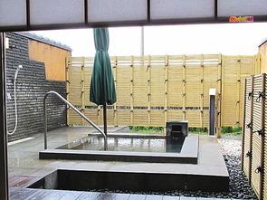 阿蘇白水温泉 瑠璃 露天風呂付客室