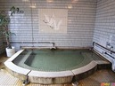 女性浴場「鶴の湯」