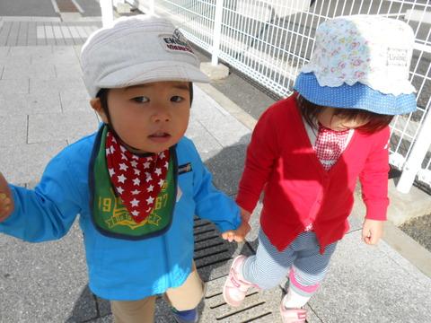 お散歩道2