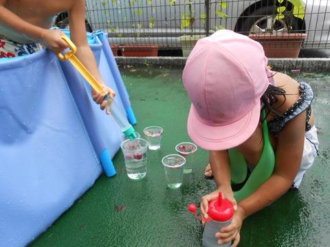 色水遊び2