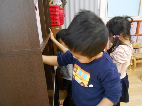 幼児掃除2