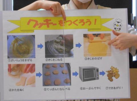 クッキーの作り方