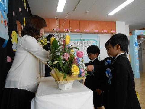 卒園式 030