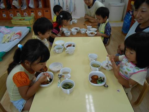 2歳児食事3