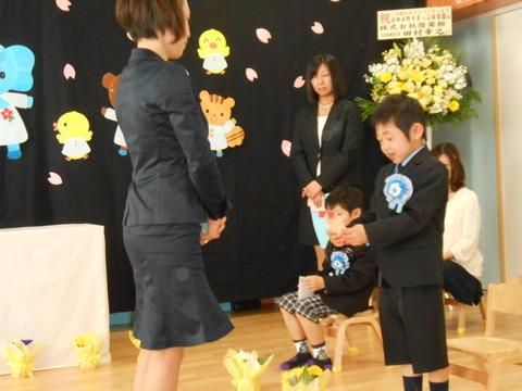 卒園式 051