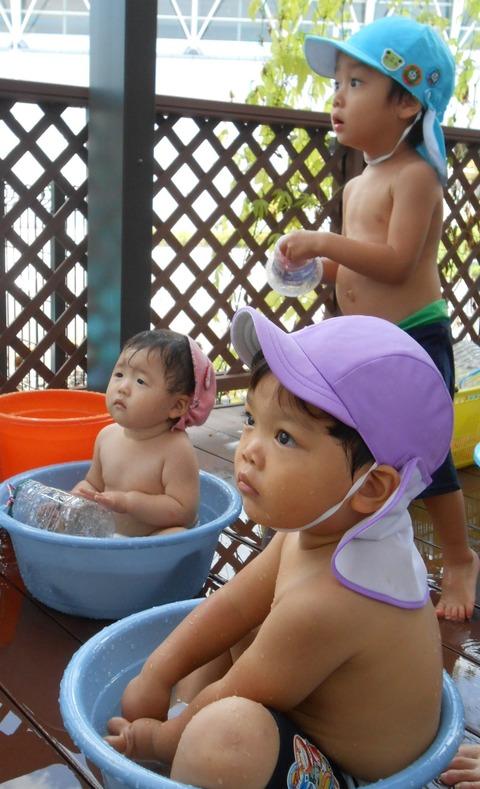 水遊び、プール遊び 017