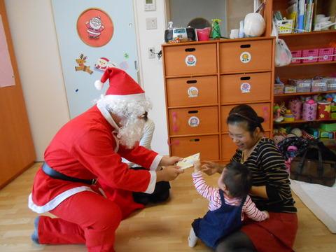 クリスマス会 036