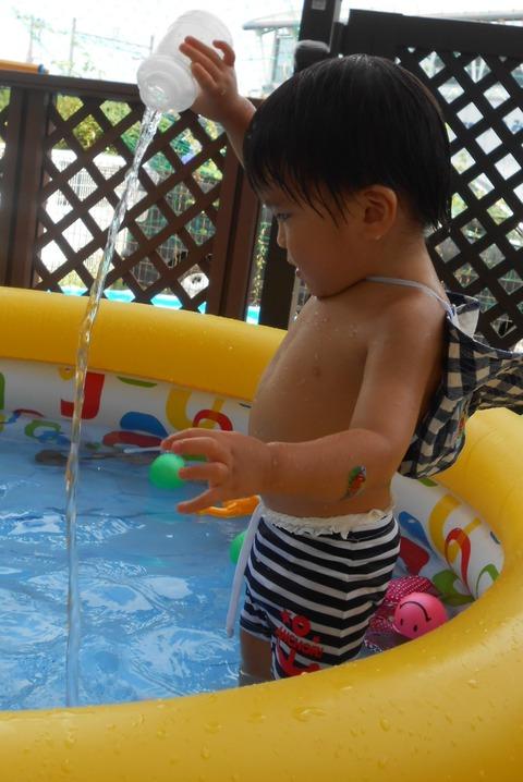 水遊び、プール遊び 015