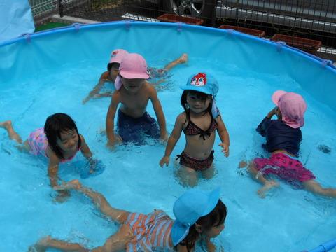 水遊び 022