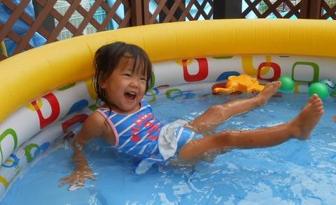 水遊び、プール遊び 010