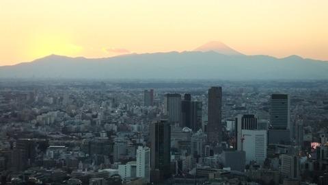 元旦富士山3