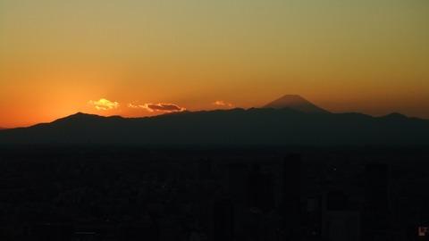 元旦富士山2