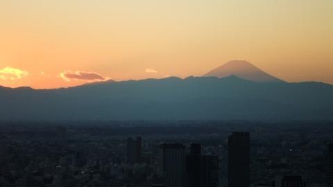 元旦富士山4