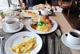 ステラ・ハーバー・リゾートホテル 朝食バイキング