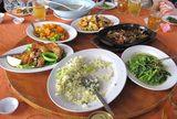 2.28マレー風中華料理 昼食