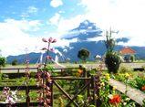 キナバル山 1