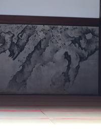 ふすま絵 桜