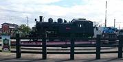 機関車回転台