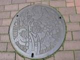 岡山市 マンホール