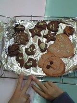 クッキー出来上がり