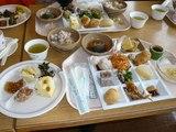 阿蘇ファームランドで昼食