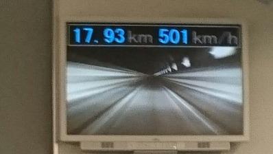 モニター速度