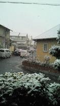 雪の1日 2
