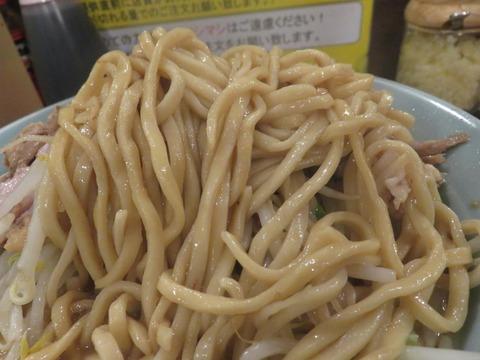 立川マシマシSSR 麺