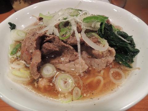肉肉ラーメン 新宿 アップ