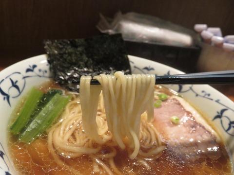 海居人 麺上げ