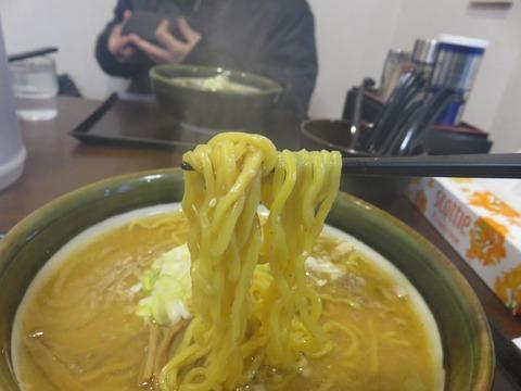 郷 麺上げ