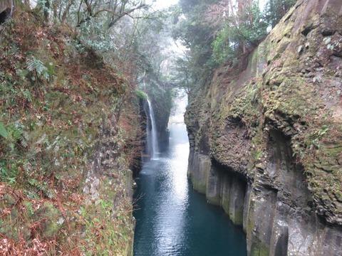 高千穂峡谷6