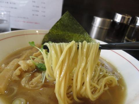 雲雀 麺上げ