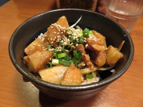 山笠の龍 チャー丼