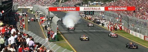 F1 melbourne2011