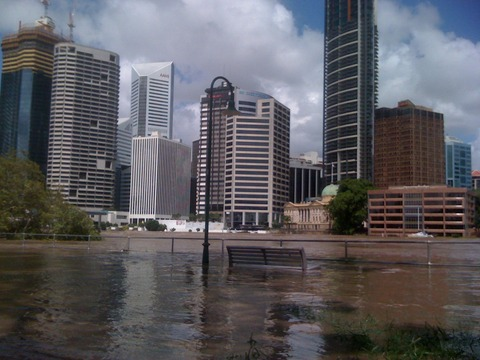 BNE洪水