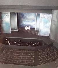パッション舞台模型