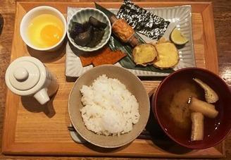 旅する朝食徳島編