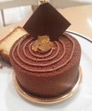 ゆずのケーキ