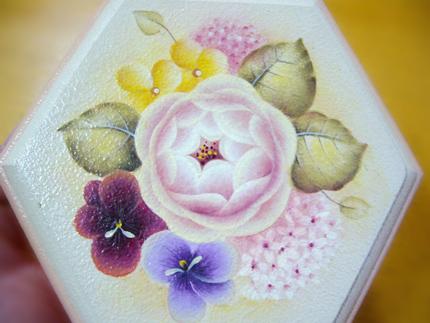 鈴木慶子先生の「バラ色のミニボックス」
