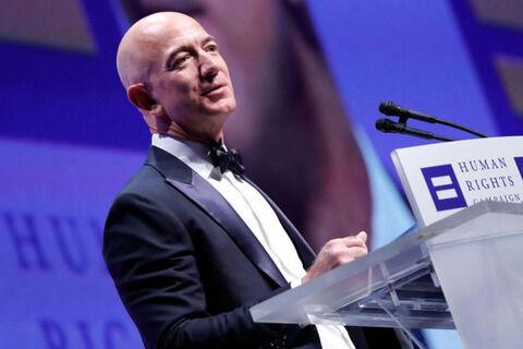 ジェフ・ペゾス「まーた資産が増えちゃってさ、20兆円とかマジ草生えるわ」